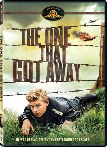 the one that got away - hardy kruger DVD 2008 MGM used mint