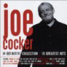 joe cocker - definitive collection 18 greatest hits CD 2002 festival universal used mint