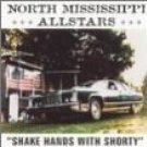 north mississippi allstars - shake hands with shorty CD 2000 tone cool 10 tracks used