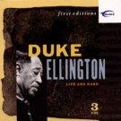 duke ellington - live and rare CD 3-disc box 2002 RCA used mint