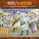 muzsikas - bartok album feat. sebestyen & balanescu CD 1999 rykodisc hannibal 22 tracks