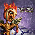 gov't mule - mo' voodoo CD ep 2005 ATO records 4 tracks used mint