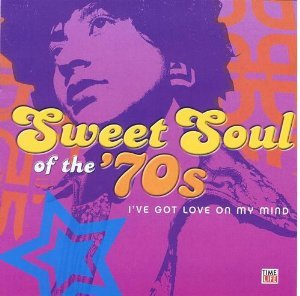 sweet soul of the '70s - various artists CD 2-discs 2009 emi time life used