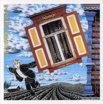 lars hollmer - vandelmassa CD krax 26 tracks used mint