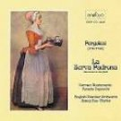 pergolesi - la serva padrosa - federico / capecchi / bustamante CD ensayo 9 tracks