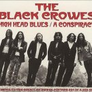 black crowes - high head blues / a conspiracy CD limited edityion double cd digipak 1994 american