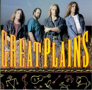 great plains - great plains CD 1991 sony 10 tracks used mint