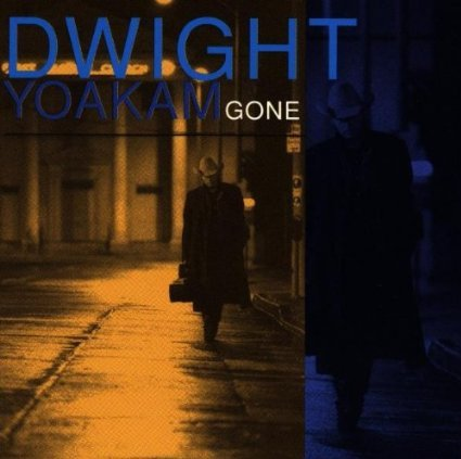 dwight yoakam - gone CD 1995 reprise 10 tracks used mint