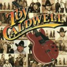 toy caldwell - toy caldwell CD 1992 cabin fever music 12 tracks used mint