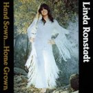 inda ronstadt - hand sown ... home grown CD capitol 11 tracks used mint