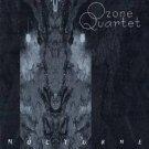 ozon quartet - nocturne CD 1999 flat five 12 tracks used mint