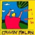 cravin' melon - where i wanna be CD 9 tracks used
