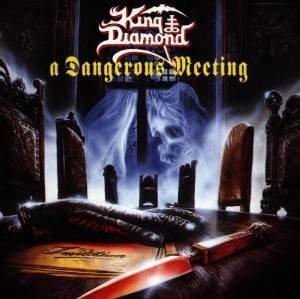 king diamond / mercyful fate - a dangerious meeting CD 1992 roadrunner used mint