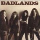 badlands - badlands CD 1989 atlantic titanium BMG Direct 11 tracks used mint