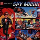 spy magazine presents spy music - various artists CD 1994 rhino 12 tracks used