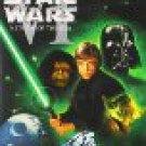 star wars VI return of the jedi DVD 2004 20th century fox widescreen used mint