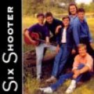 six shooter - six shooter CD 1991 curb 10 tracks used mint