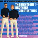righteous brothers - greatest hits CD 1968 verve 22 tracks made in germany used