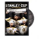 NHL stanley cup 2011 champions - boston bruins DVD 2011 warner used mint