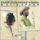 "eddie ""cleanhead"" vinson & otis spann - bosses of the blues volume II CD 1990 RCA 16 tracks"
