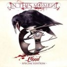 in this moment - blood special edition with blood at the orpheum CD + bluray 2014 century used mint