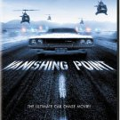 vanishing point - barry newman + cleavon little DVD 2004 20th century fox used mint