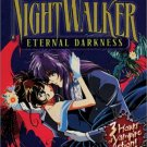 NightWalker eternal darkness VHS 2000 us manga new