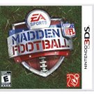 nintendo 3DS madden NFL football used mint without the case