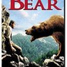 the bear -Tchéky Karyo, Bart the Bear, Youk the Bear DVD 2000 sony used mint