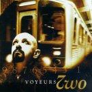 two - voyeurs CD 1998 interscope 11 tracks used mint