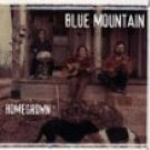 blue mountain - homegrown CD 1997 roadrunner 12 tracks used mint