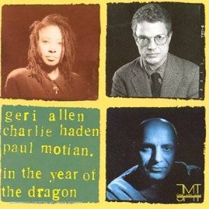 geri allen charlie haden & paul motian - in the year of dragon CD 1989 JMT polygram 9 tracks