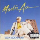 master ace - take a look around CD 1990 reprise cold chillin' 15 tracks used mint
