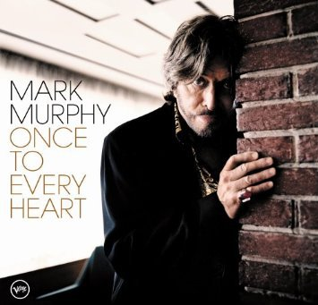 mark murphy - once to every heart CD 2005 verve universal 10 tracks used mint