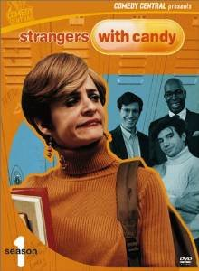 strangers with candy season one DVD 2003 comedy central used