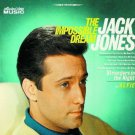 jack jones - impossible dream CD 2005 collector's choice 12 tracks used mint
