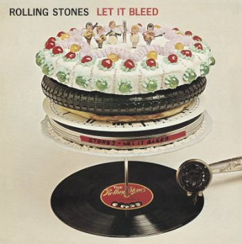 rolling stones - let it bleed SACD DSD 2002 ABKCO used