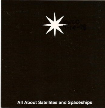 7% solution - all about satellites and spaceships CD x-ray 11 tracks used mint