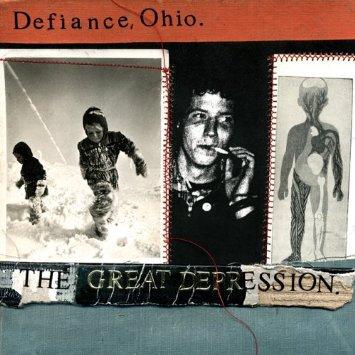 defiance, ohio - great depression CD no idea 13 tracks used mint