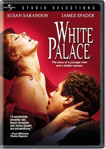 white palace - susan sarandon + james spader DVD 2005 universal new