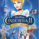 cinderella II dreams come true special edition DVD disney used mint