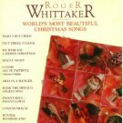 roger whittaker - world's most beautiful christmas songs CD 1991 liberty 10 tracks used