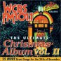WCBS-FM 101.1 - The Ultimate Christmas Album Vol. 2 CD 1995 collectables used mint