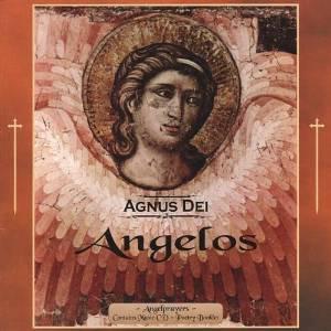 agnus dei - angelos CD 2003 sandrose 11 tracks used mint