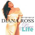 diana ross - the very best of diana ross love & life CD 2-discs 2001 EMI japan 41 tracks