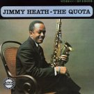 jimmy heath - the quota CD 1995 fantasy ojc 7 tracks used mint