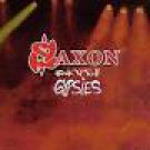 saxon - rock n roll gypsies CD 1989 enigma 12 tracks used mint
