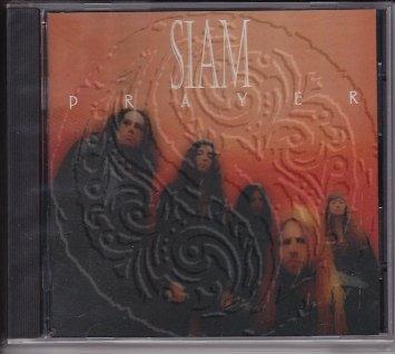 siam - prayer CD 1996 milestone 12 tracks used mint
