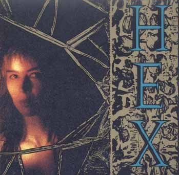 hex - hex CD 1989 first warning rykodisc 10 tracks used mint