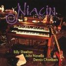 billy sheehan + john novello + dennis chambers - niacin CD 1977 stretch 15 tracks